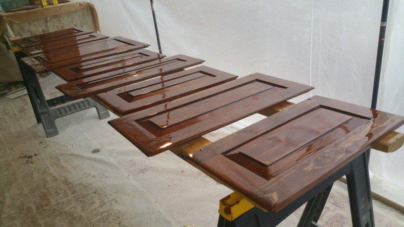 Cabinet Refinishing and Restoration in Jersey Shore