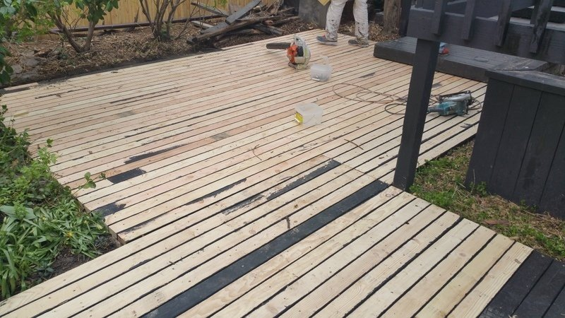 Carpentry Repair Services in Jersey Shore